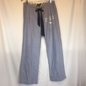 Pink Victoria's secret cotton sleep pants sz XS